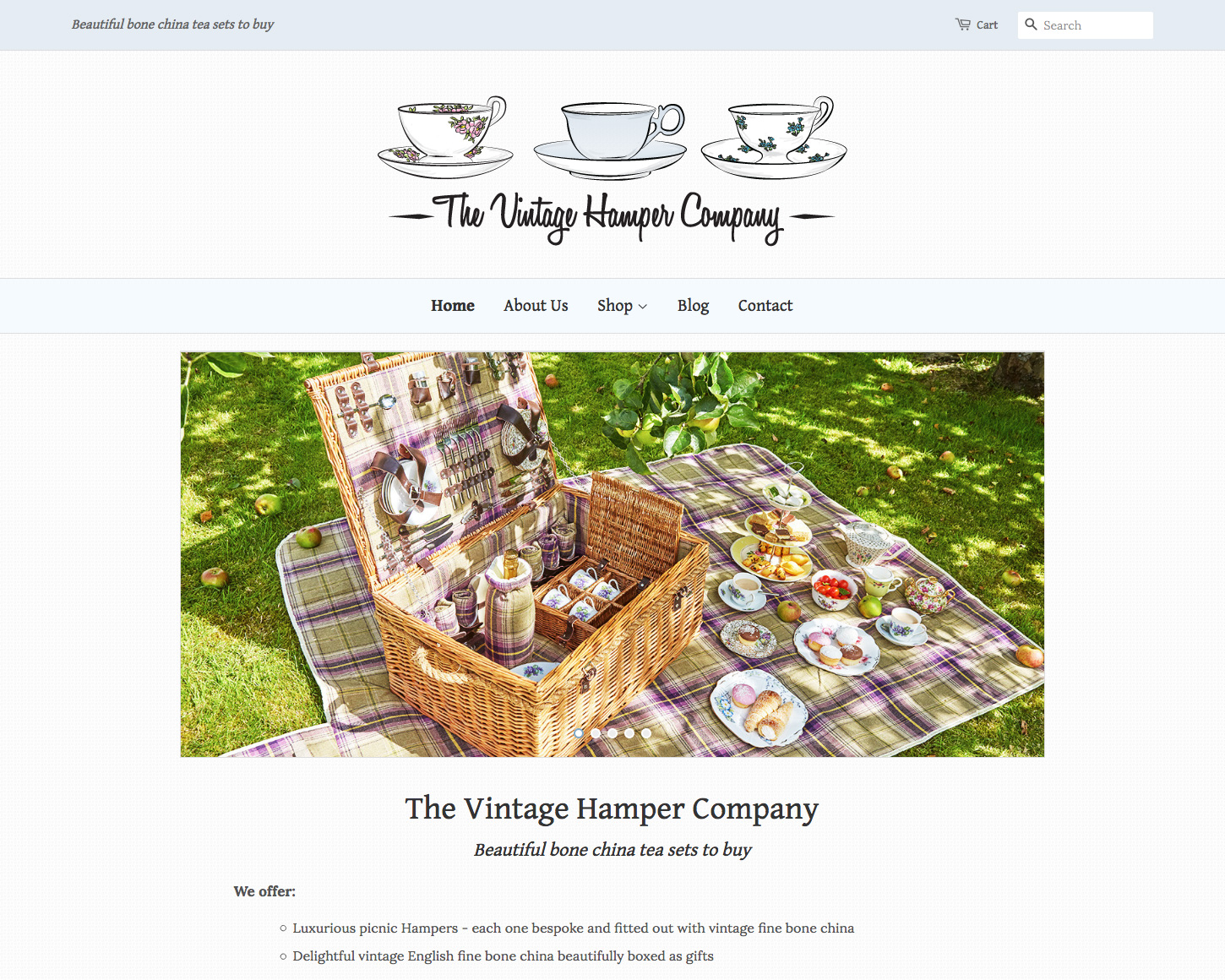 The Vintage Hamper Company